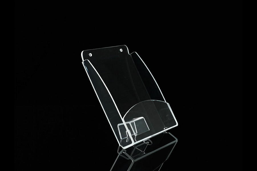presentoir plexi pmma transparent