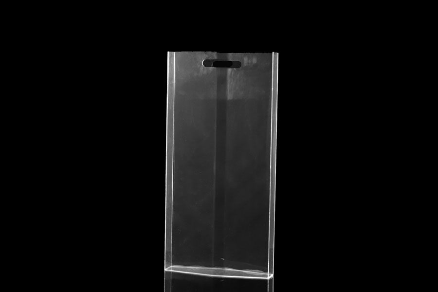 urne plexi transparent avec poignees